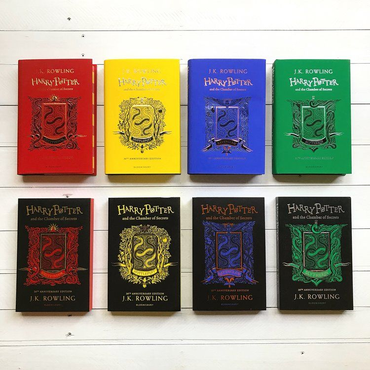 20. výročie vydania Harryho Pottera, Autor: Levi Pinfold