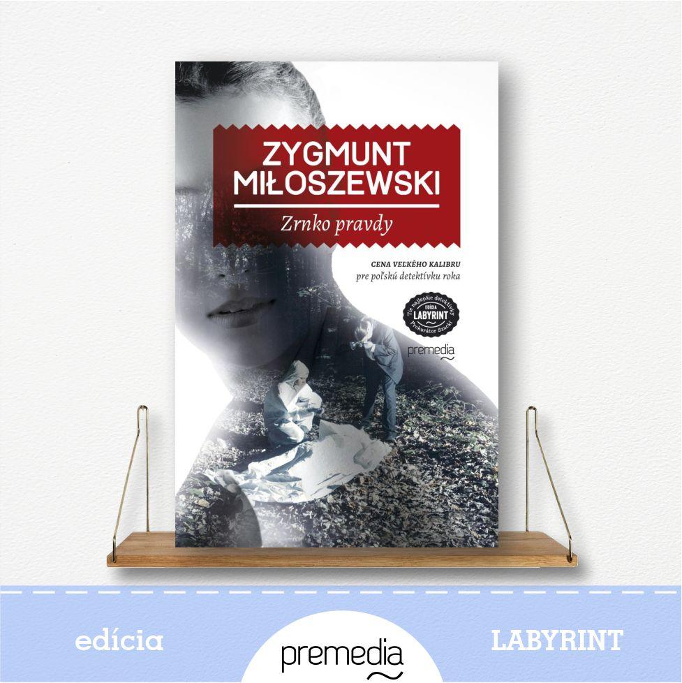 Kniha Zrnko pravdy - edícia Labyrint