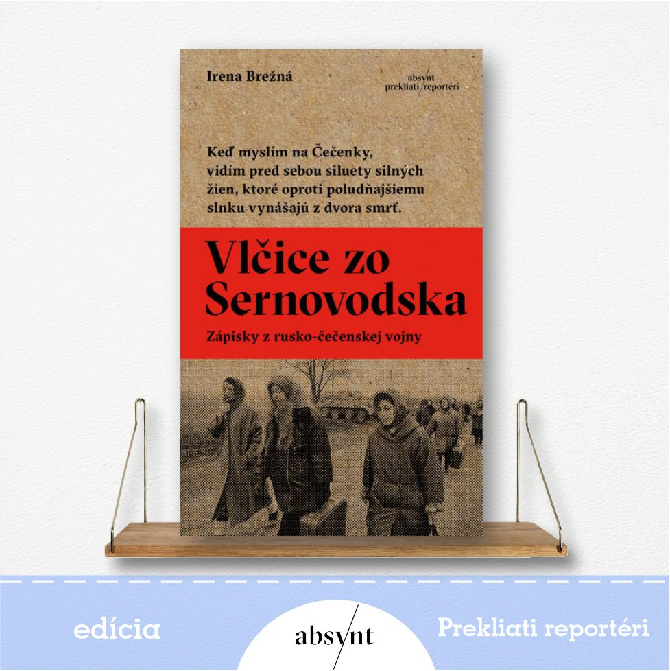 kniha Vlčice zo Sedmohradska - reportážna literatúra