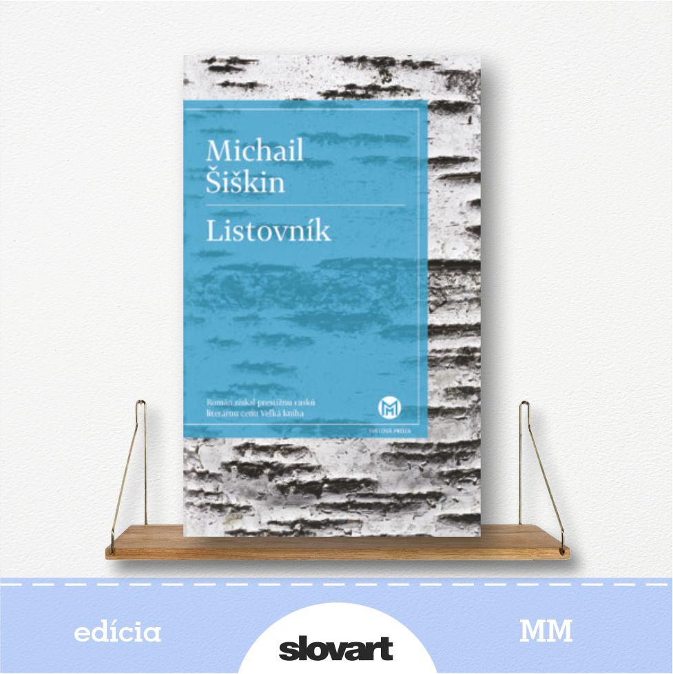 kniha Listovník - edícia MM