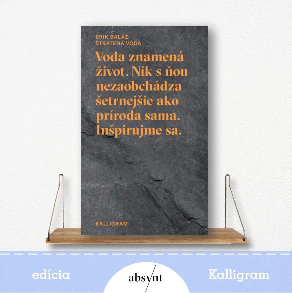 Stratená voda - Kalligram