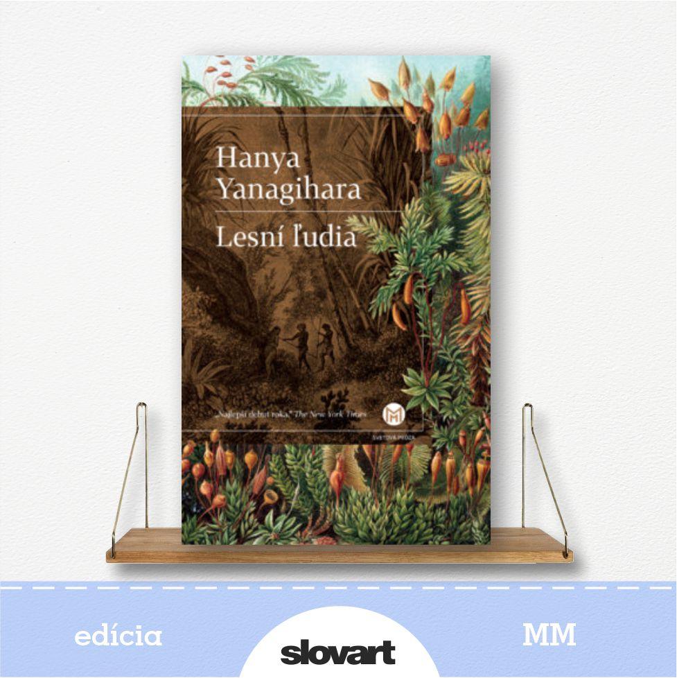 kniha Lesní ľudia - edícia MM