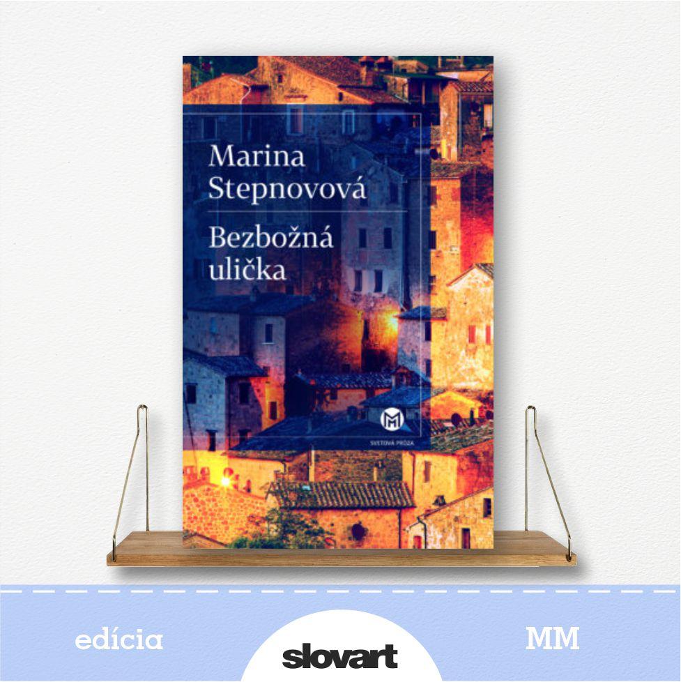 kniha Bezbožná ulička - edícia MM