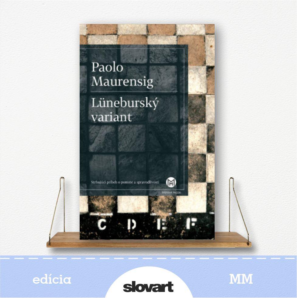 kniha Lüneburský variant - edícia MM