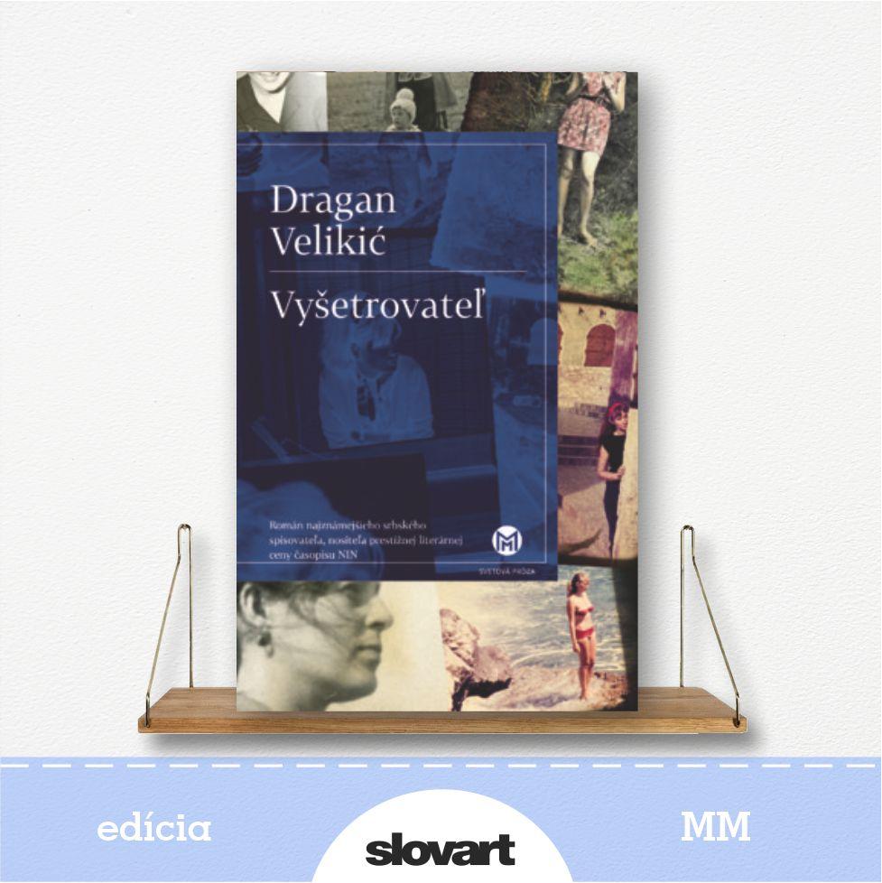 kniha Vyšetrovateľ - edícia MM
