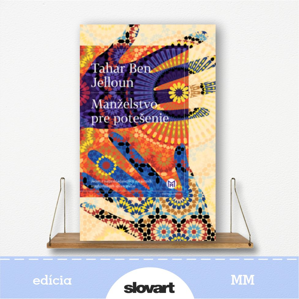 kniha Manželstvo pre potešenie - edícia MM