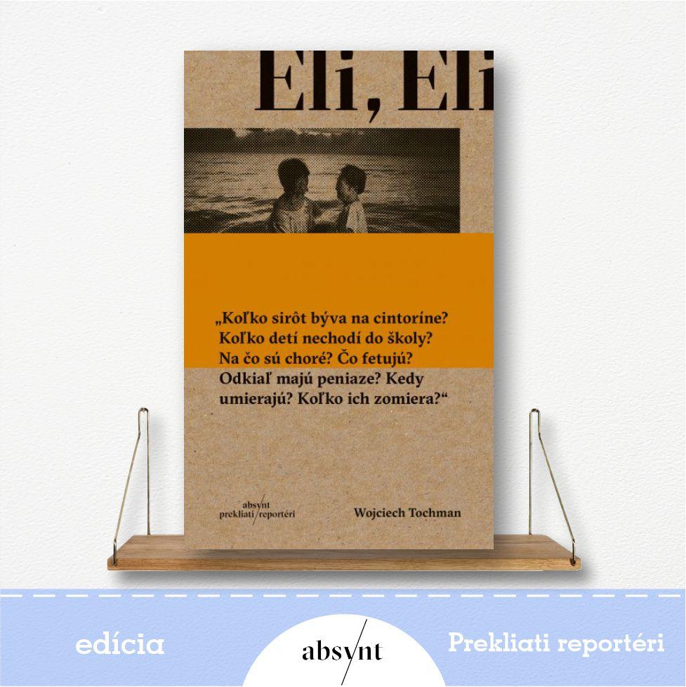 kniha Eli, Eli - reportážna literatúra