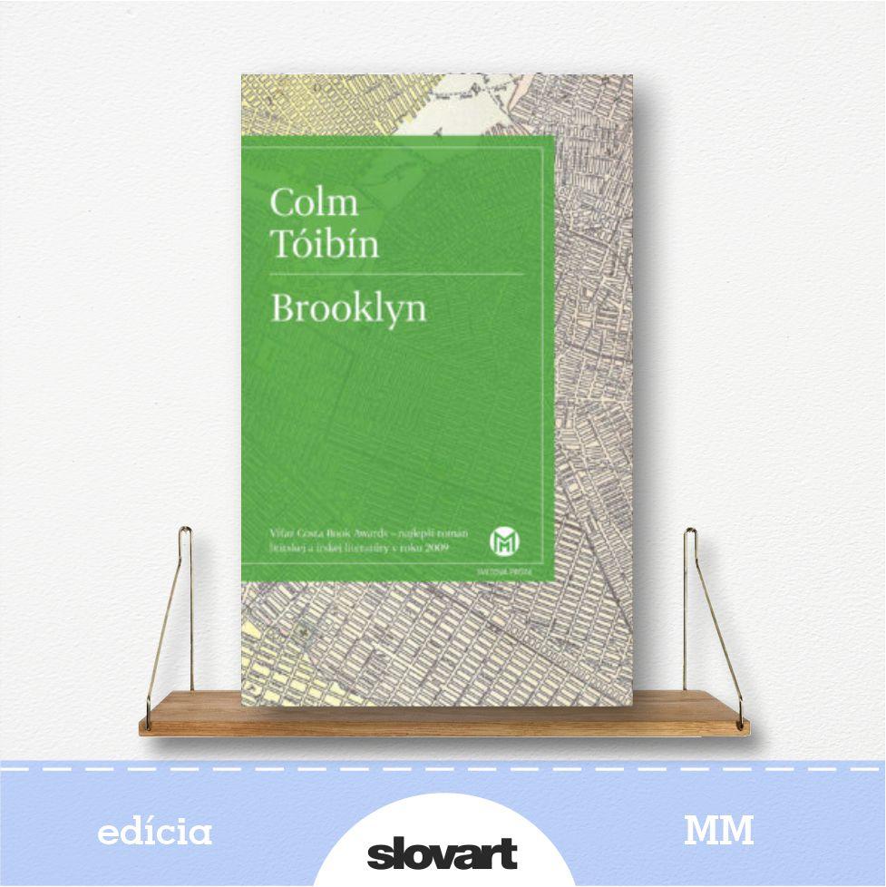 kniha Brooklyn - edícia MM