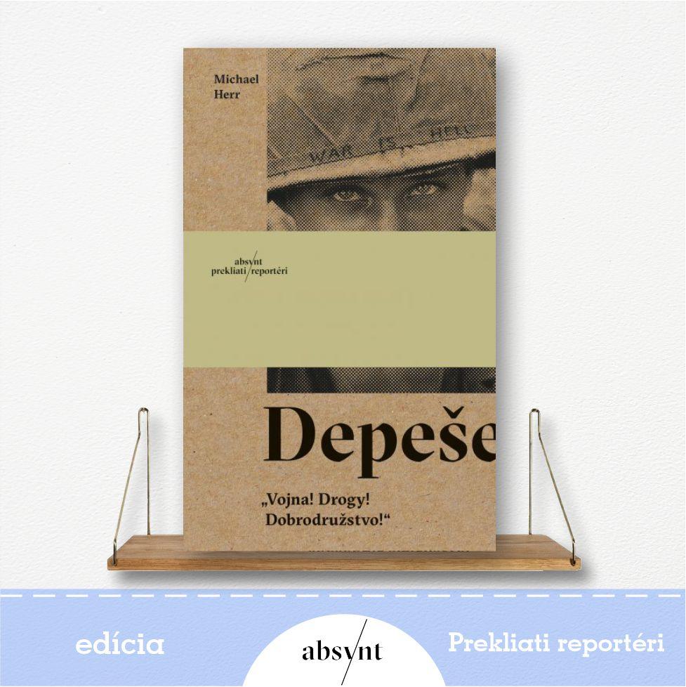 kniha Depeše - reportážna literatúra