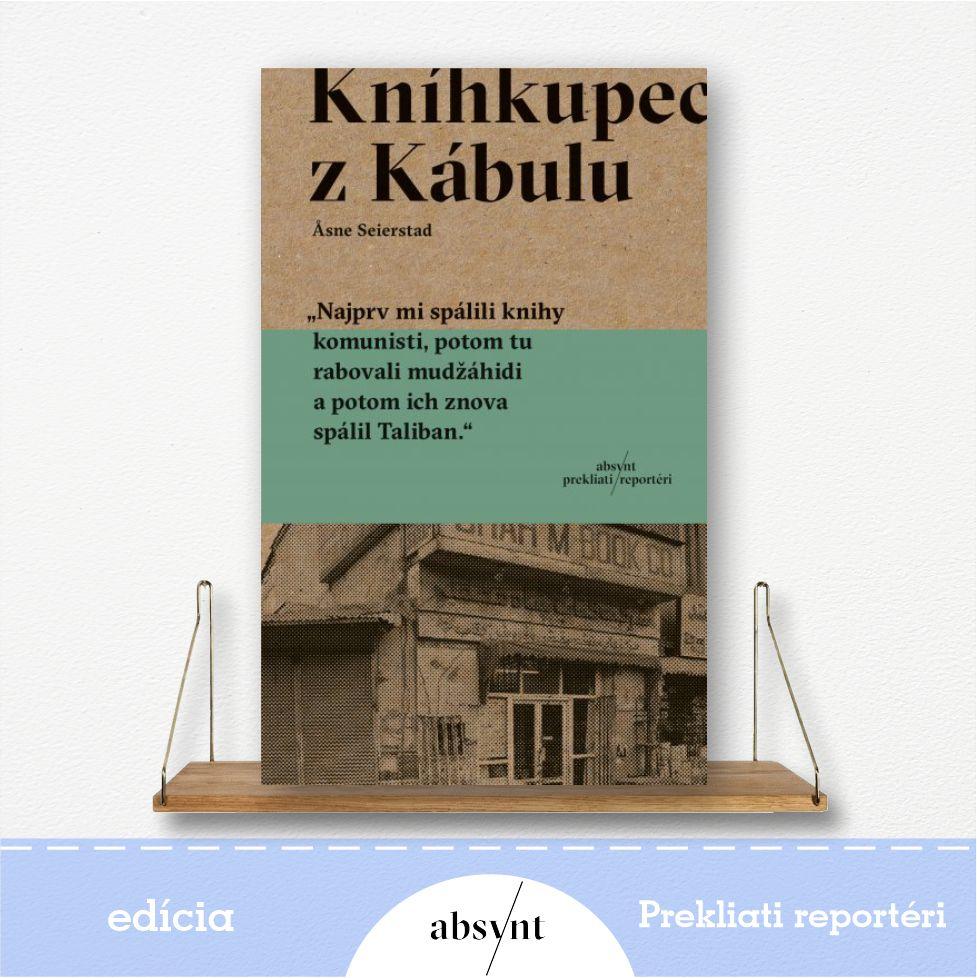 kniha Kníhkupec z Kábulu - reportážna literatúra