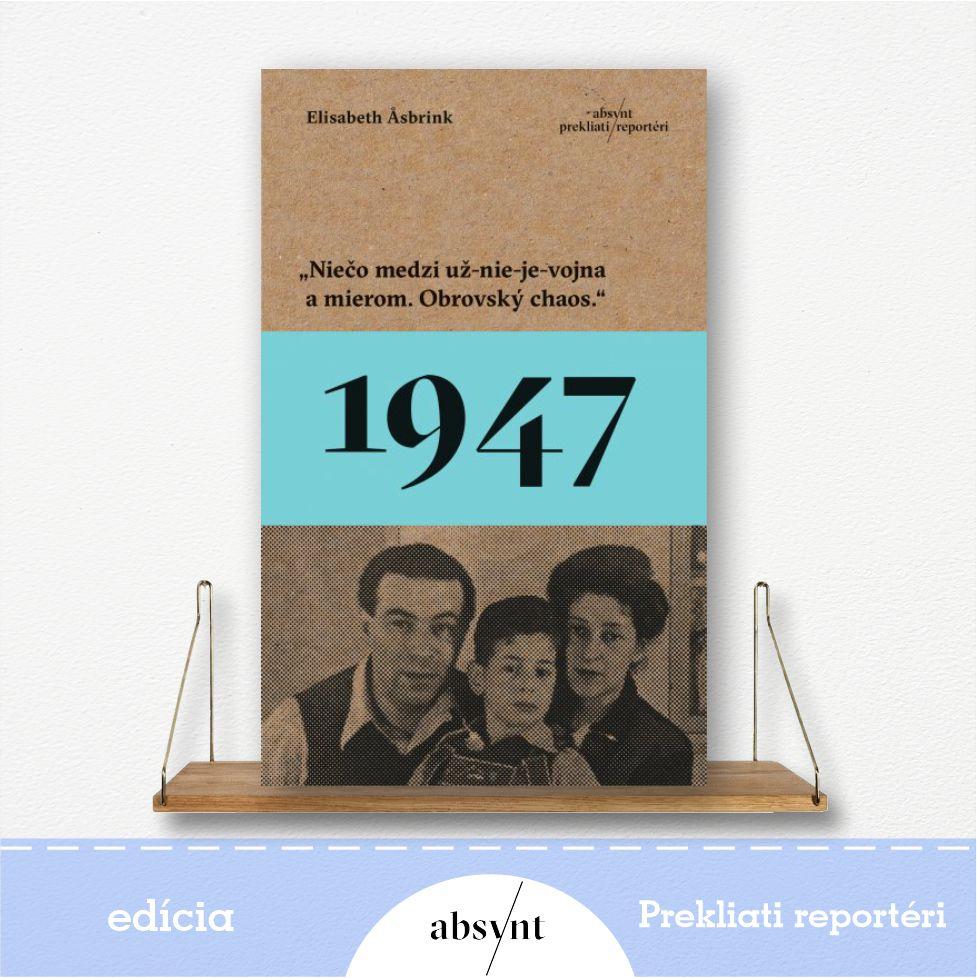 kniha 1947 - reportážna literatúra