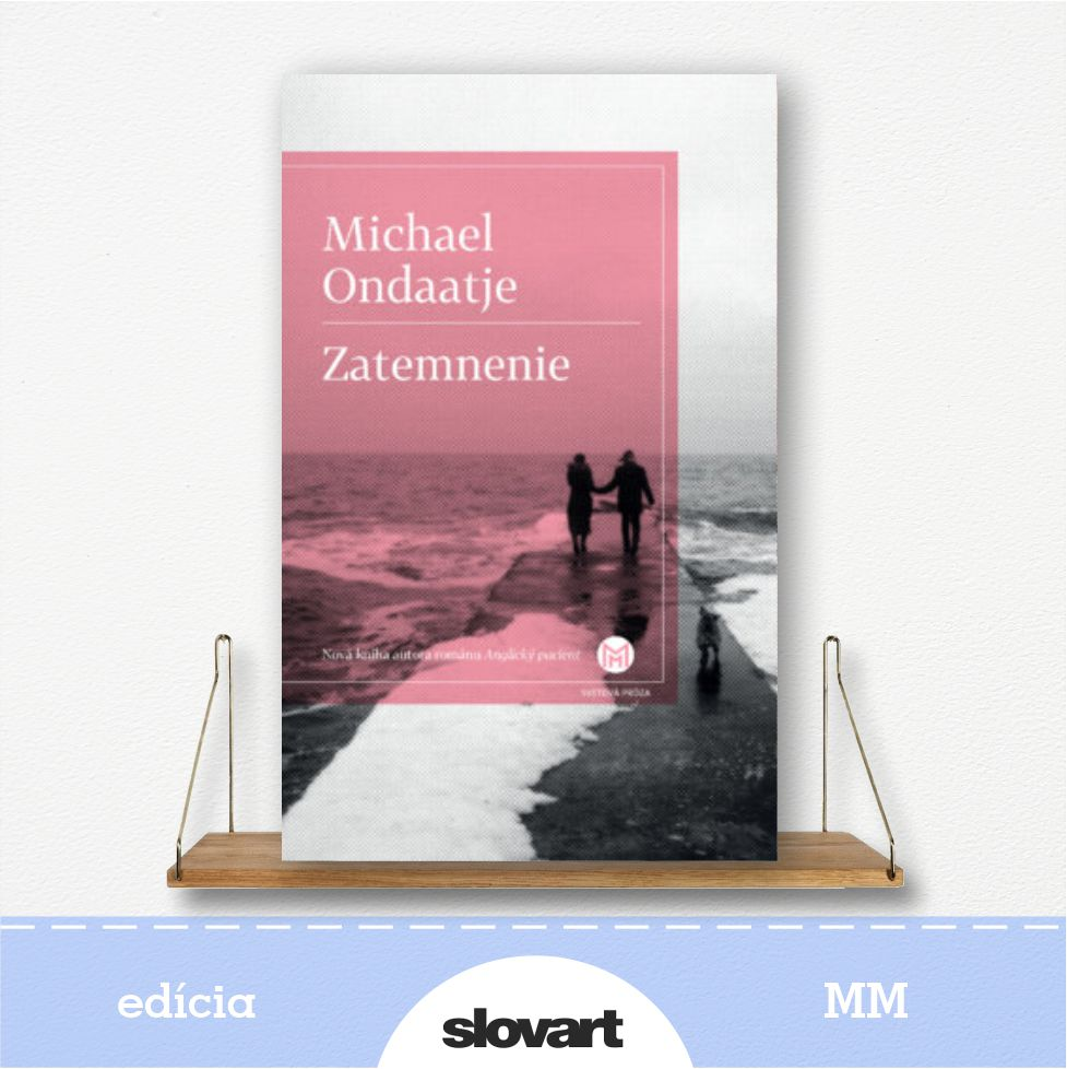 kniha Zatemnenie - edícia MM