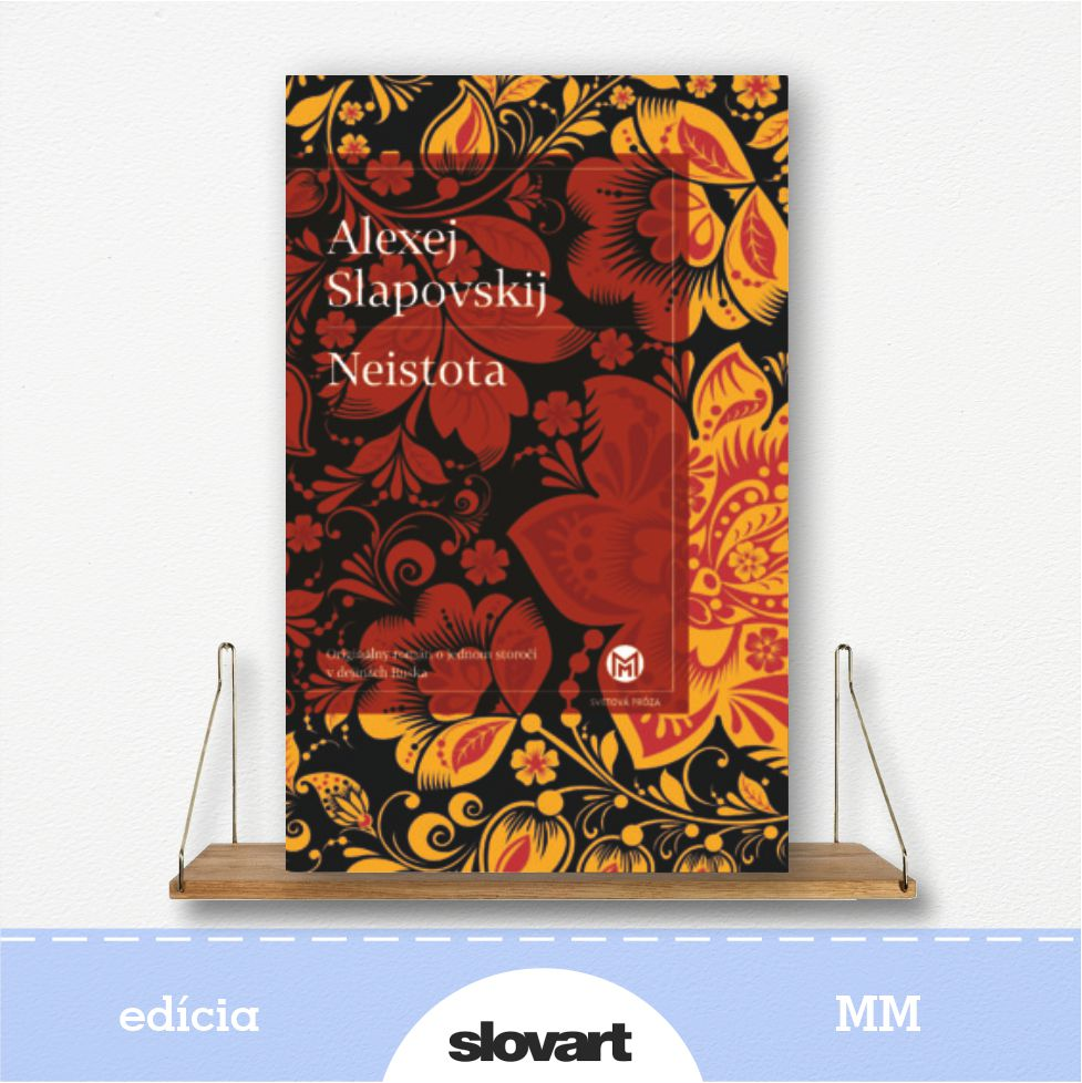 kniha Neistota - edícia MM