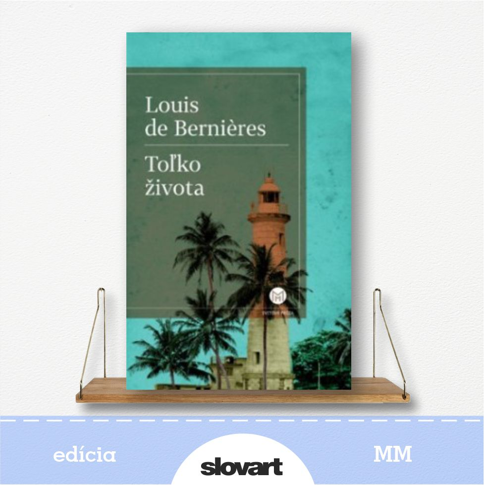 kniha Toľko života - edícia MM