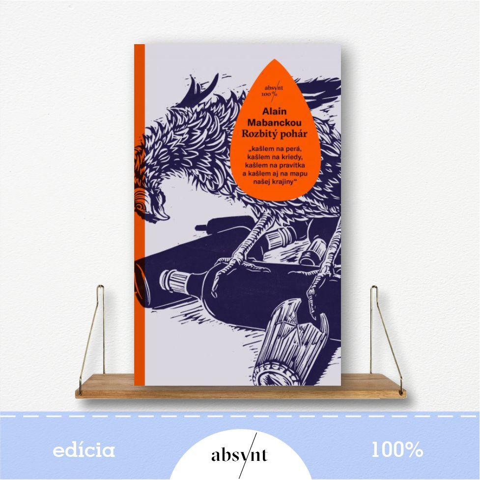kniha Rozbitý pohár - edícia 100%