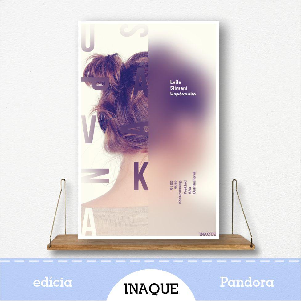 kniha Uspávanka, edícia Pandora