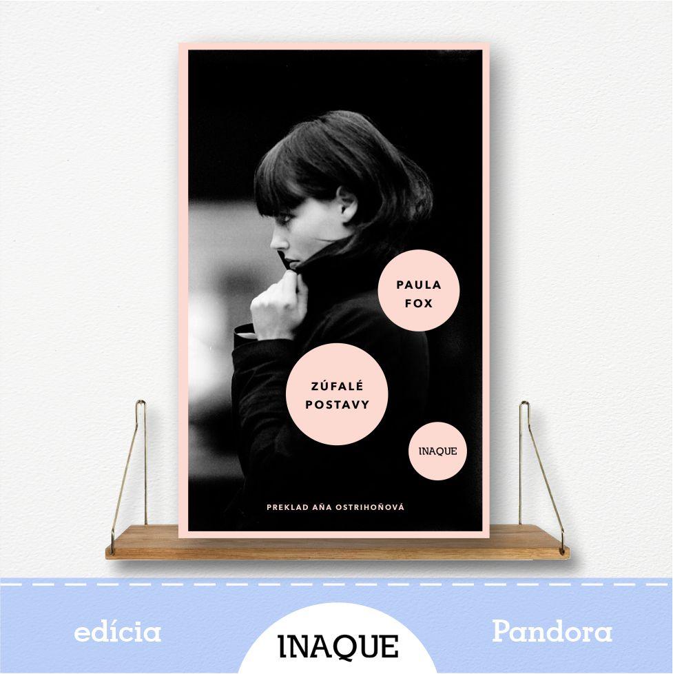 kniha Zúfalé postavy, edícia Pandora