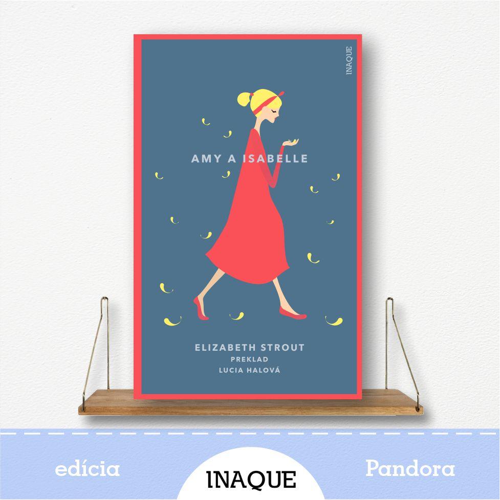 kniha Amy a Isabelle, edícia Pandora