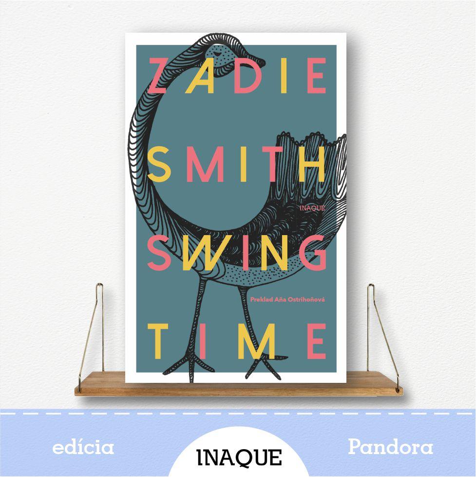 kniha Swing time, edícia Pandora