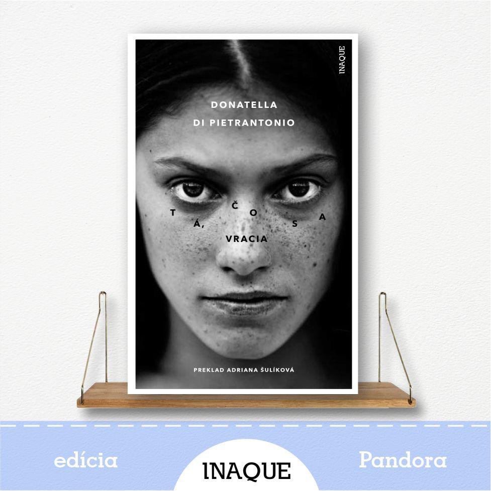 kniha Tá, čo sa vracia, edícia Pandora