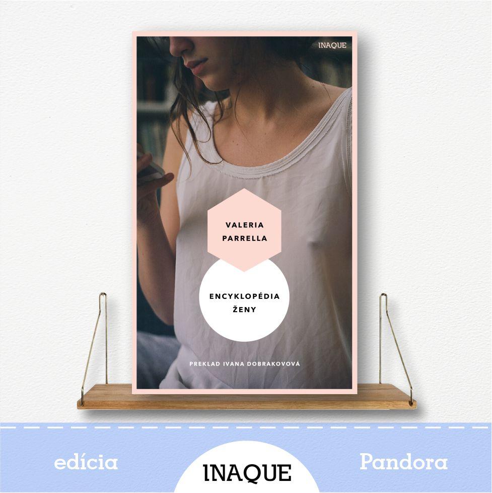 kniha Encyklopédia ženy, edícia Pandora