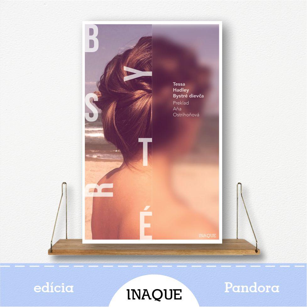 kniha Bystré dievča, edícia Pandora