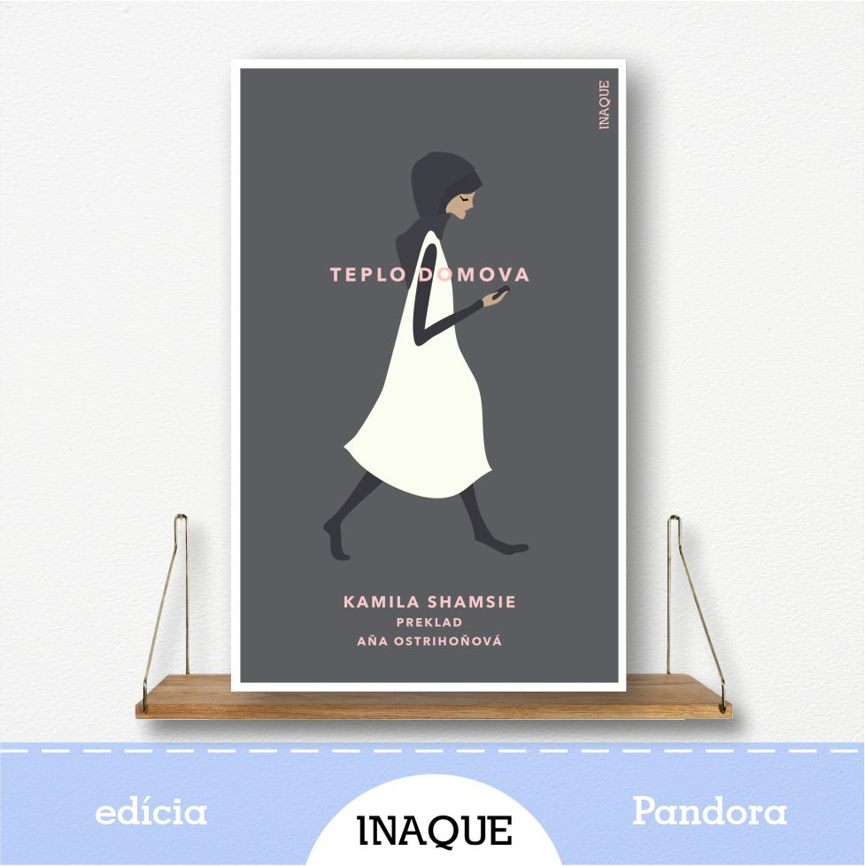 kniha Teplo domova, edícia Pandora