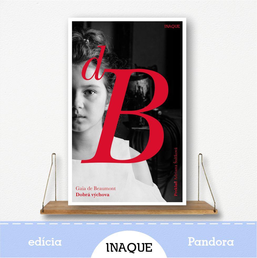 kniha Dobrá výchova, edícia Pandora