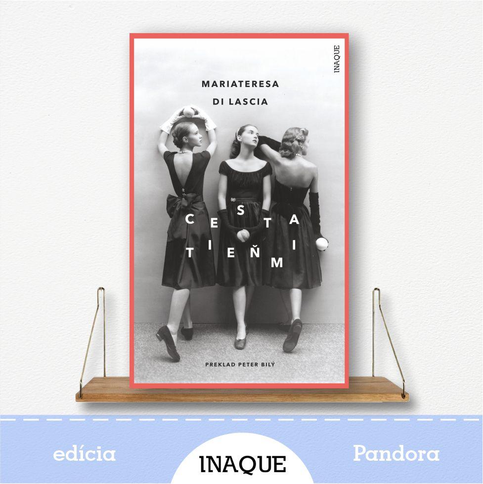 kniha Cesta tieňmi, edícia Pandora