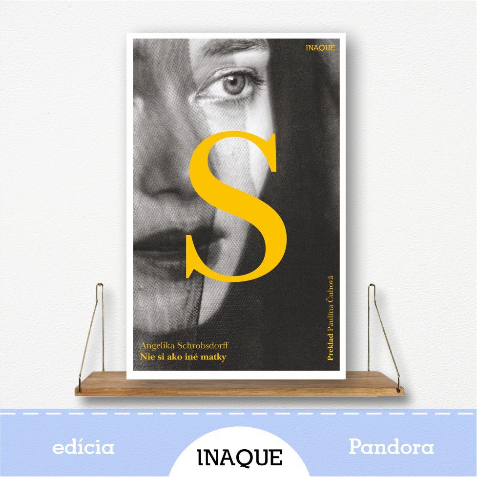 kniha Nie si ako iné matky, edícia Pandora