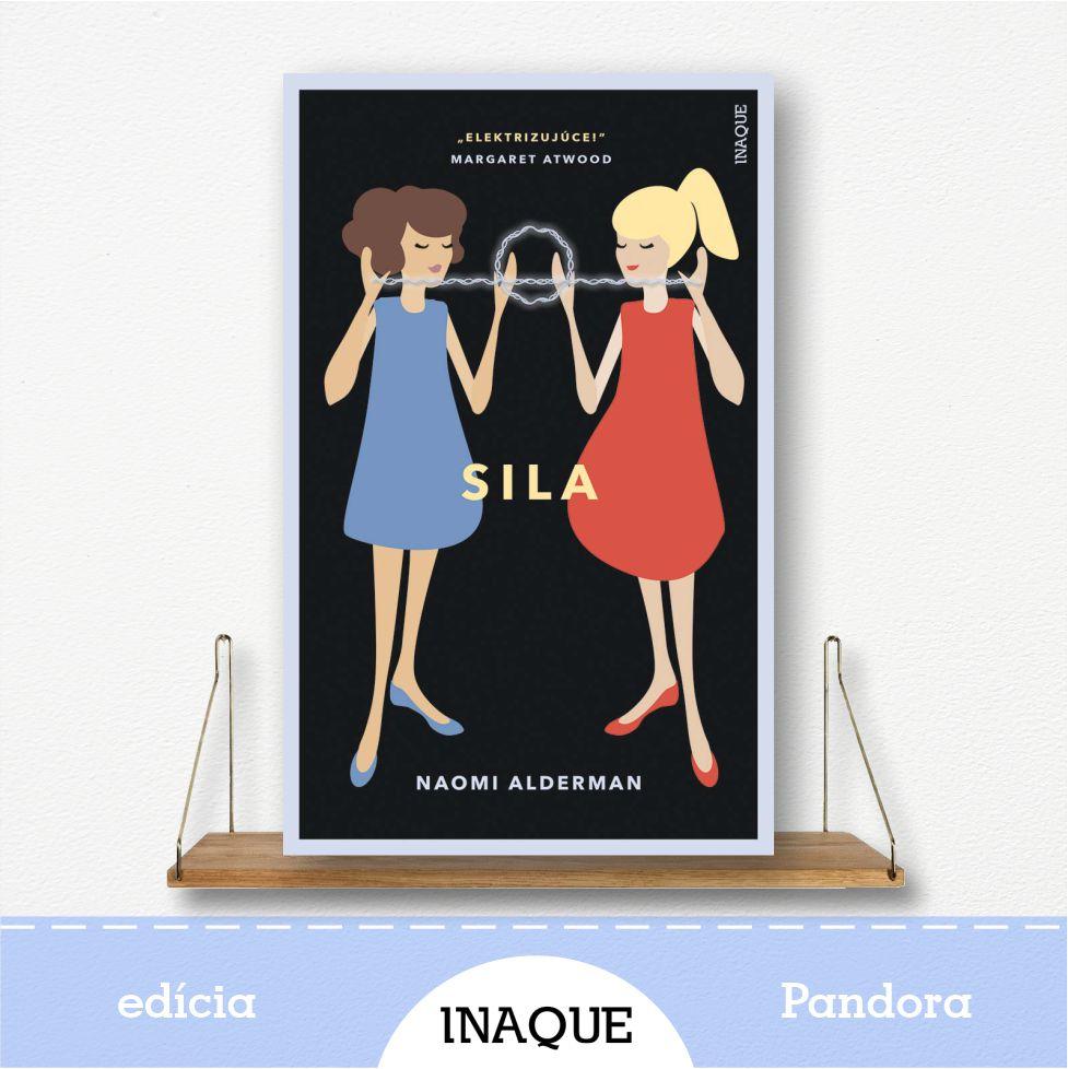 kniha Sila, edícia Pandora