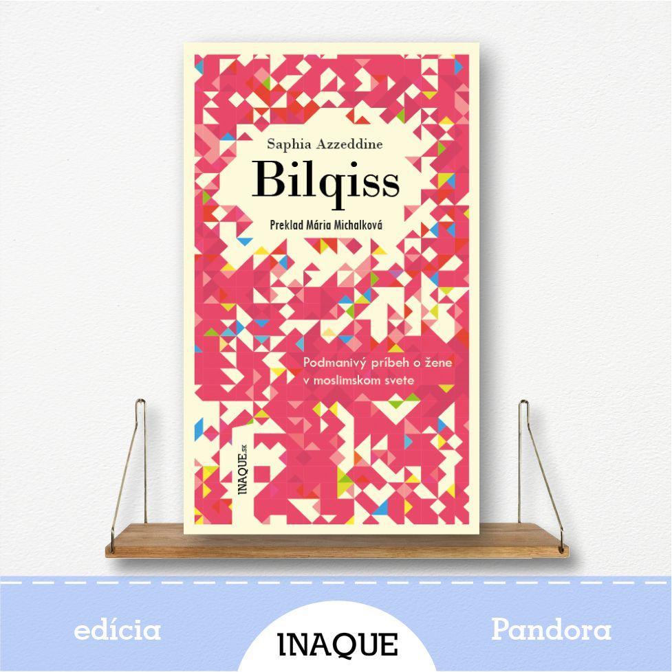 kniha Bilqiss, edícia Pandora