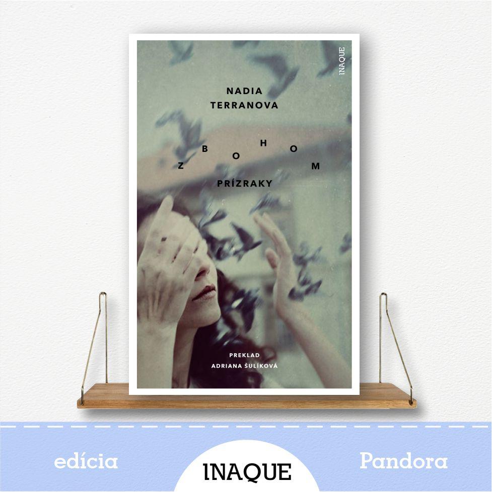 kniha Zbohom prízraky, edícia Pandora