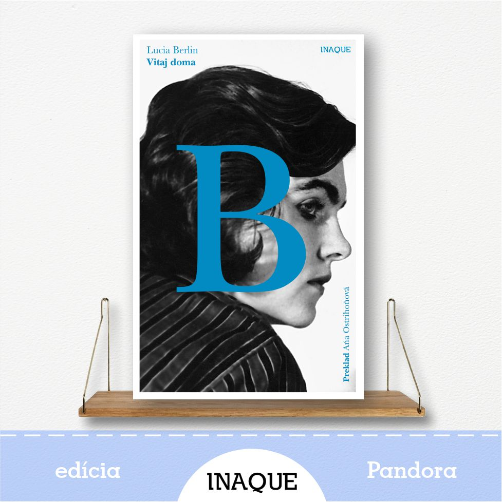 kniha Vitaj doma, edícia Pandora
