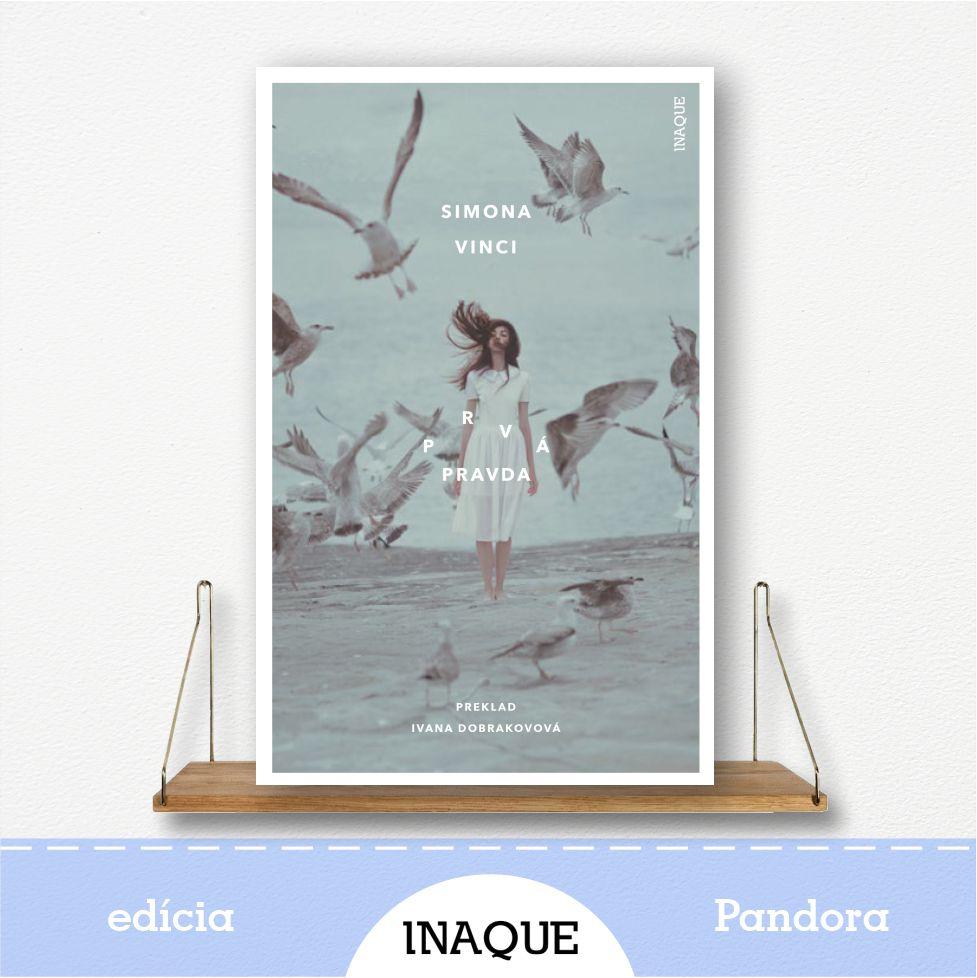 kniha Prvá pravda, edícia Pandora