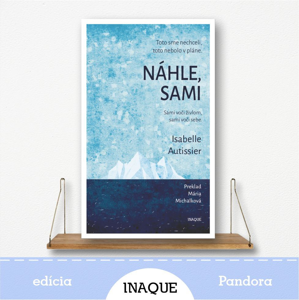 kniha Náhle, sami, edícia Pandora
