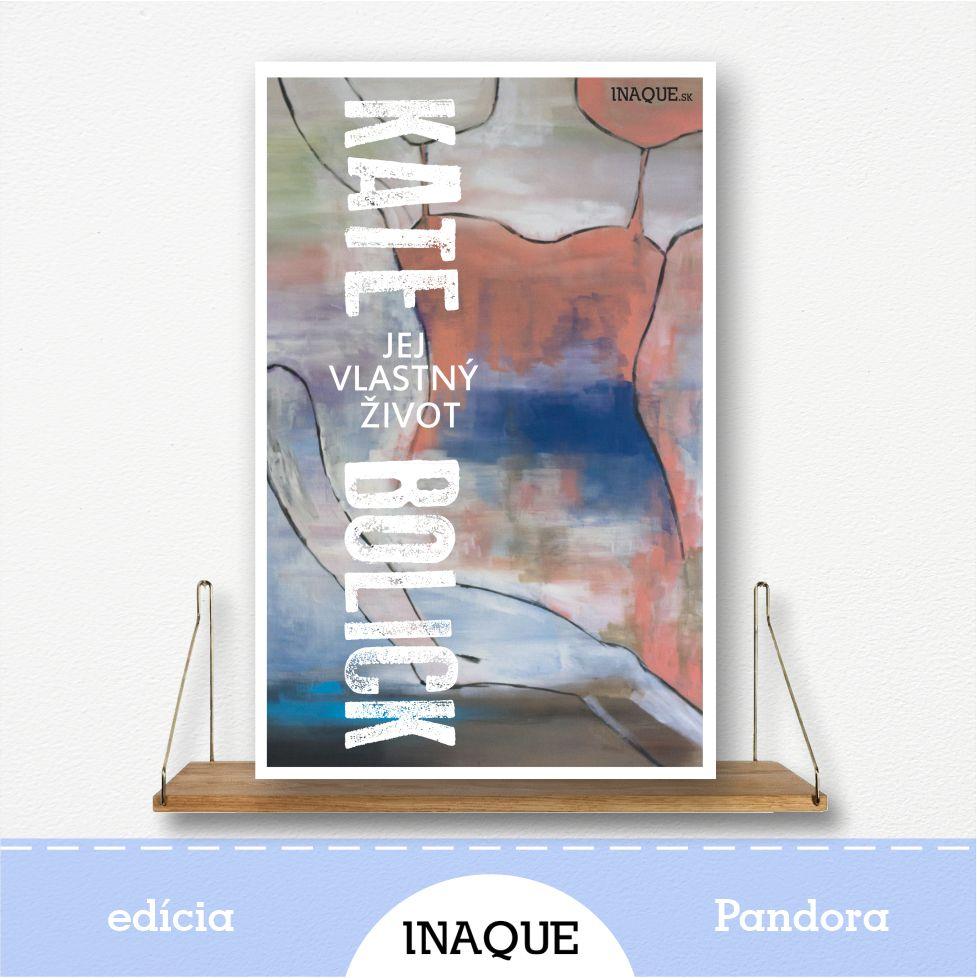 kniha Jej vlastný život, edícia Pandora