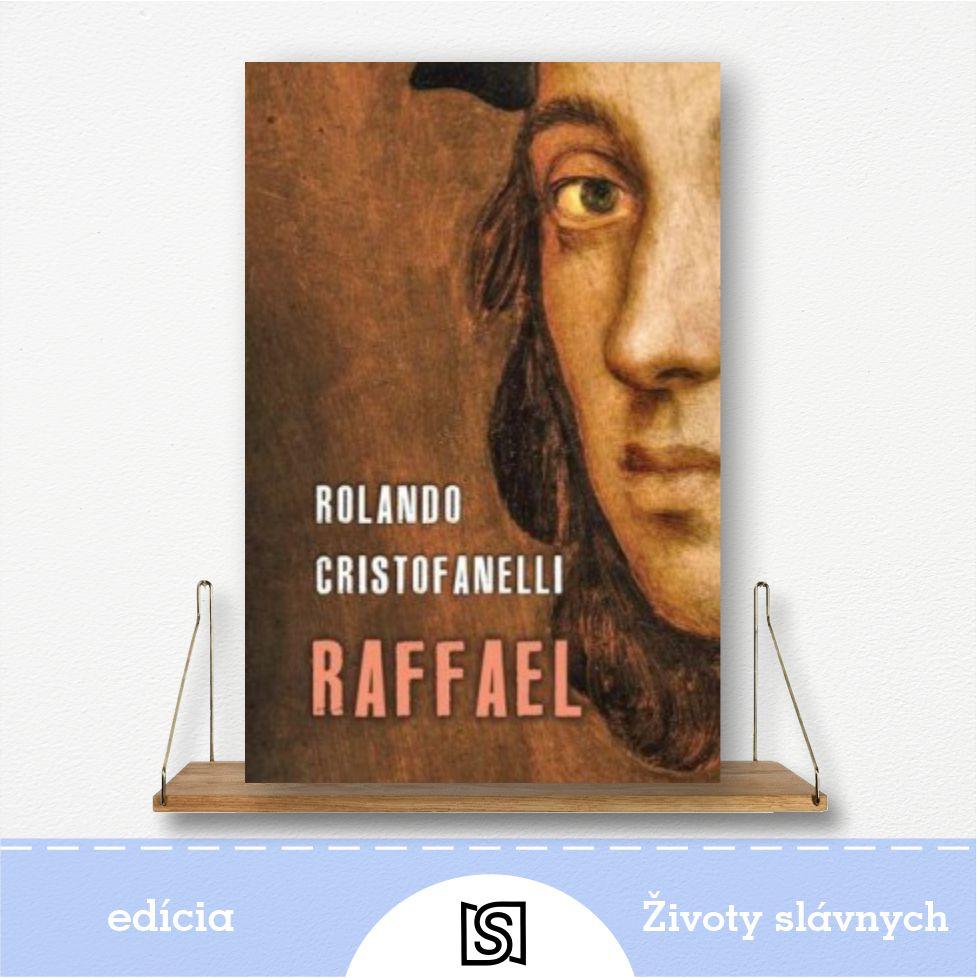 Kniha Raffael - autor Rolando Christofanelli