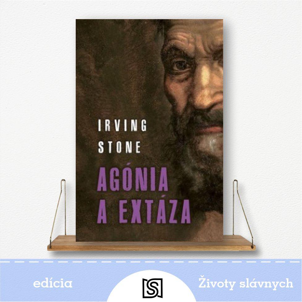 Kniha Smäd po živote - autor Irving Stone