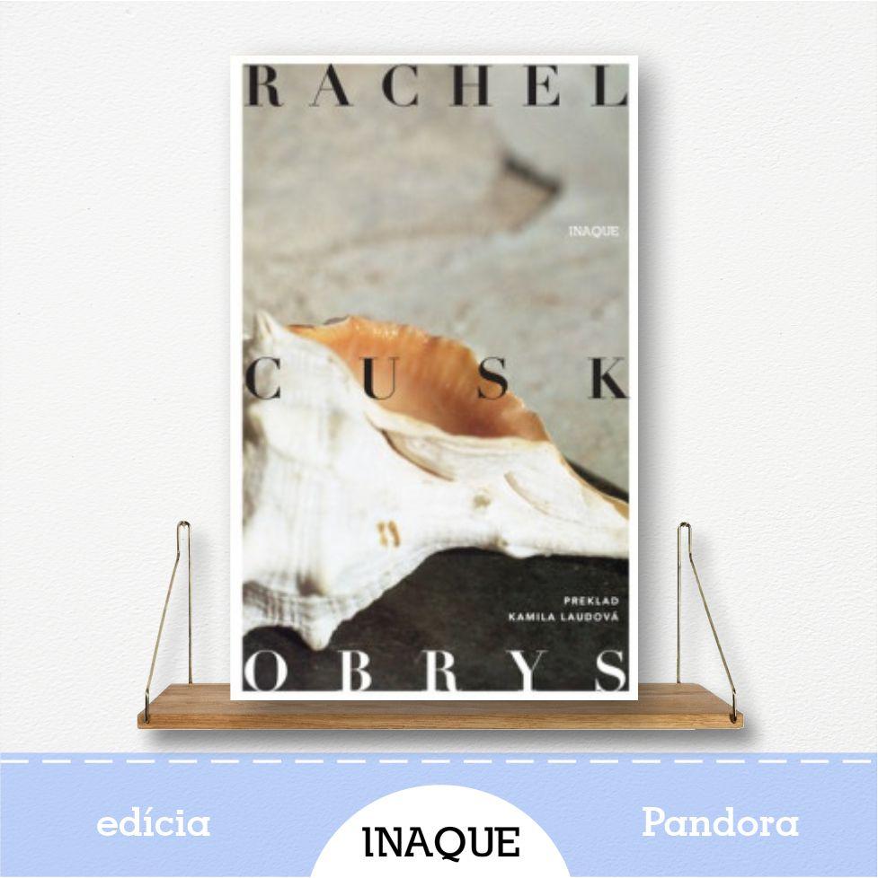 kniha Obrys, edícia Pandora