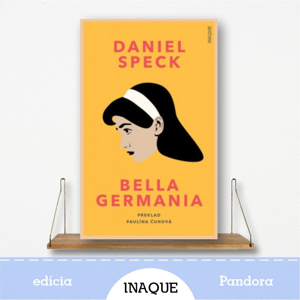 kniha Bella Germania, edícia Apostrof
