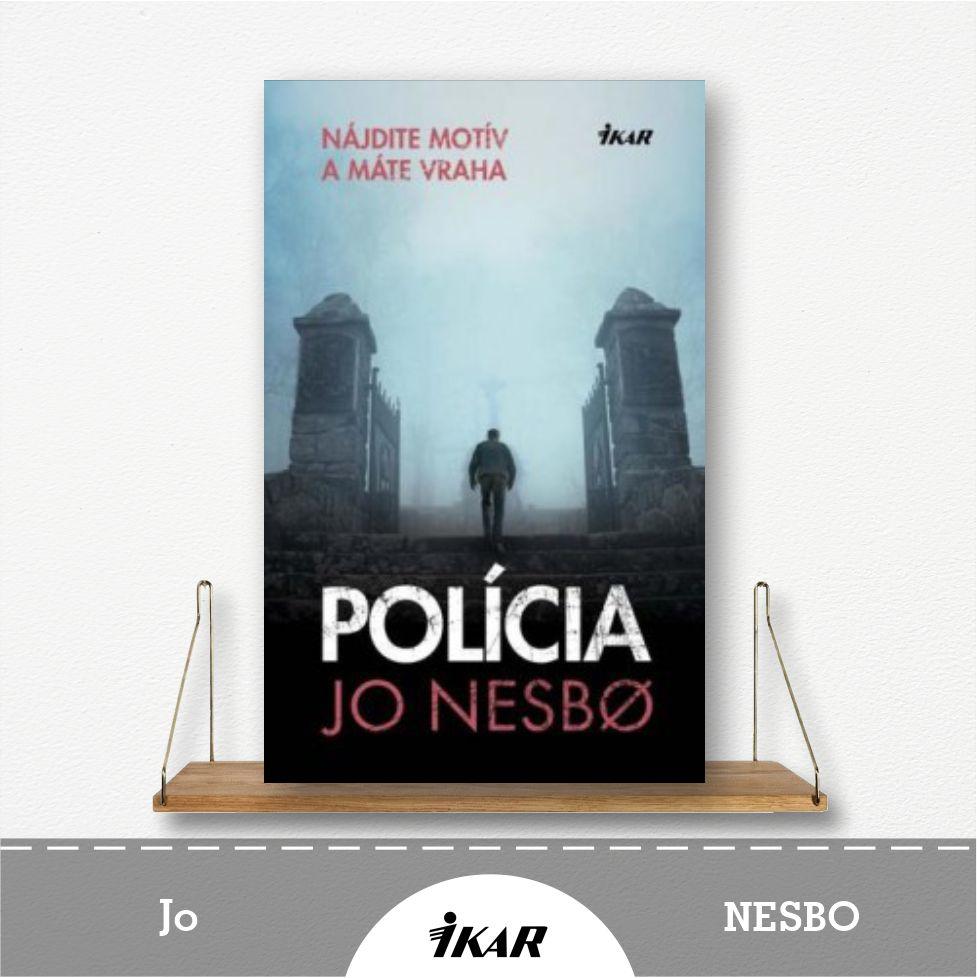 kniha Polícia od Jo Nesbo