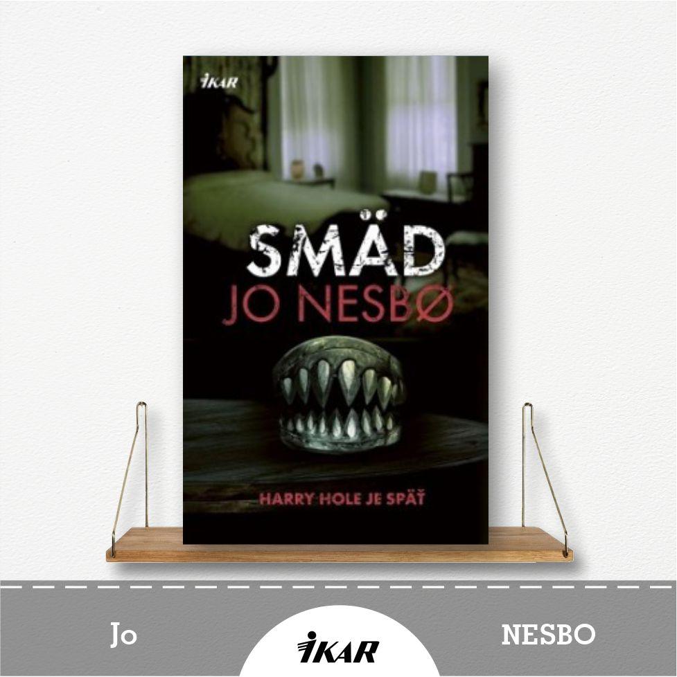 kniha Smäd od Jo Nesbo