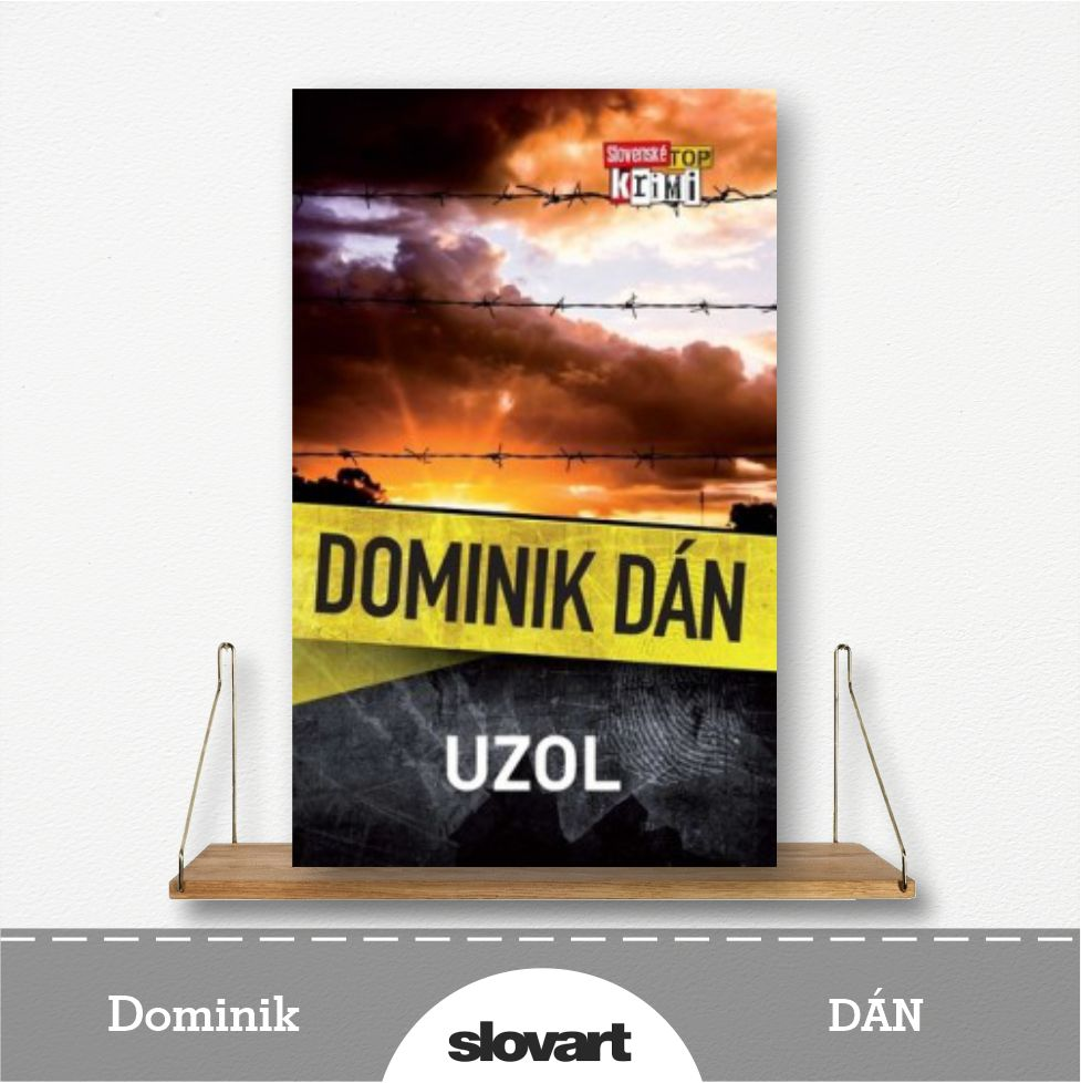 kniha Uzol od Dominika Dána