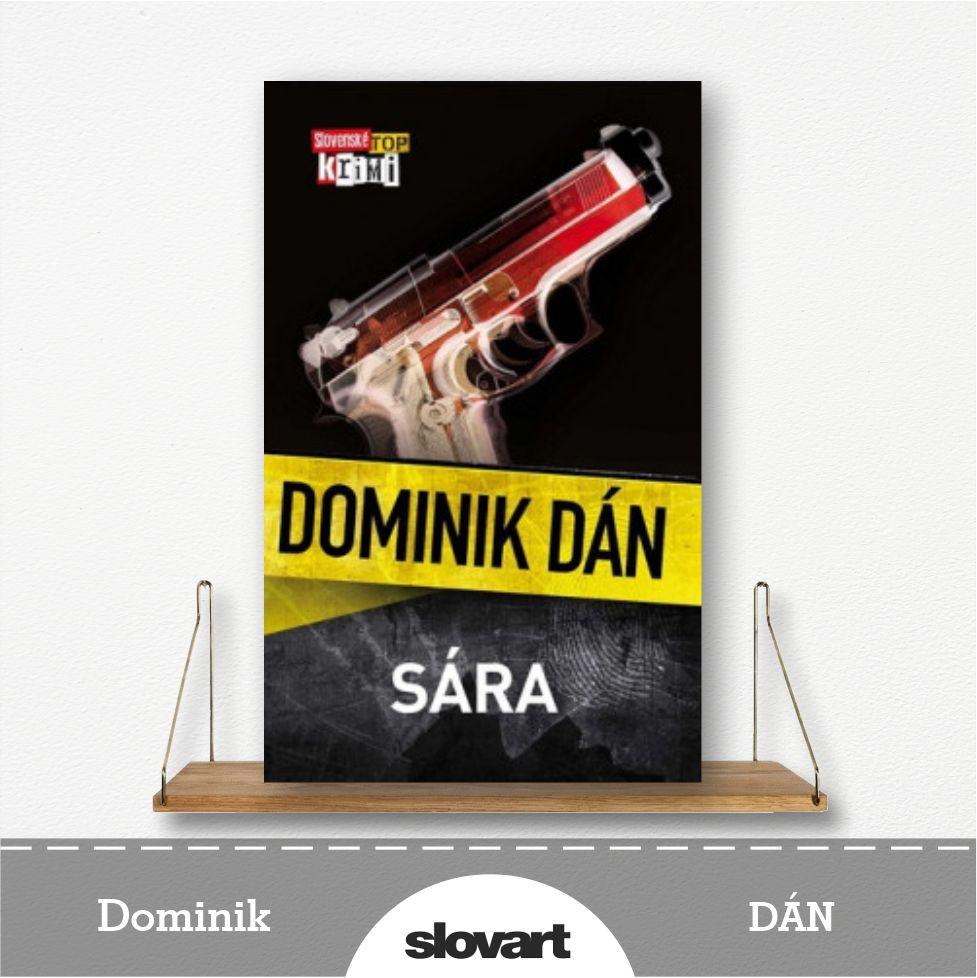 kniha Sára od Dominika Dána