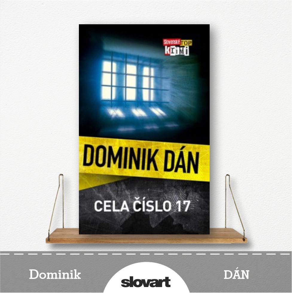 kniha Cela číslo 17 od Dominika Dána