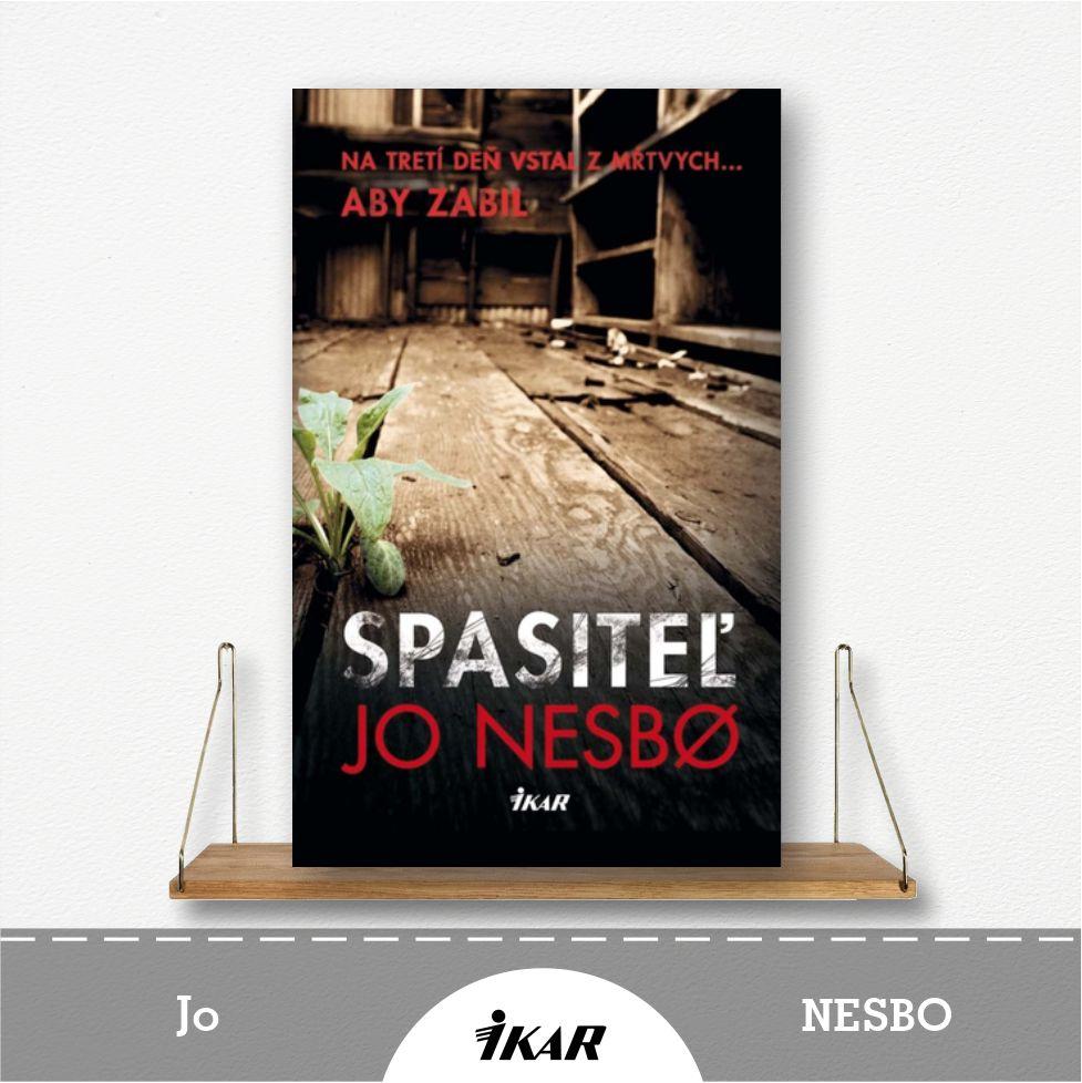kniha Spasiteľ od Jo Nesbo