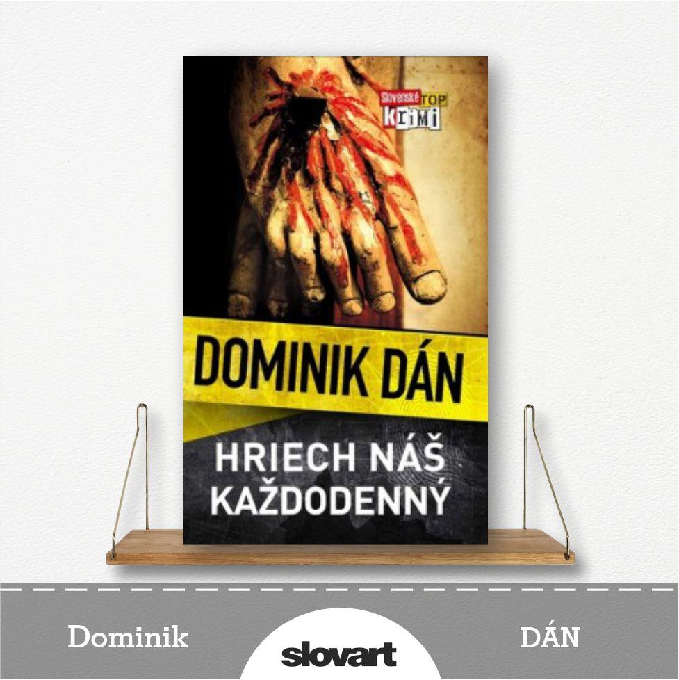 kniha Hriech náš každodenný od Dominika Dána