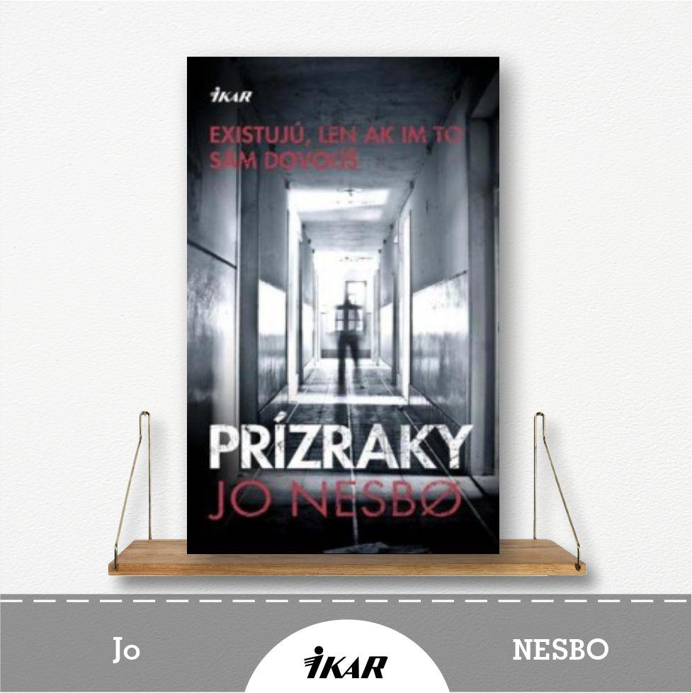 kniha Prízraky od Jo Nesbo