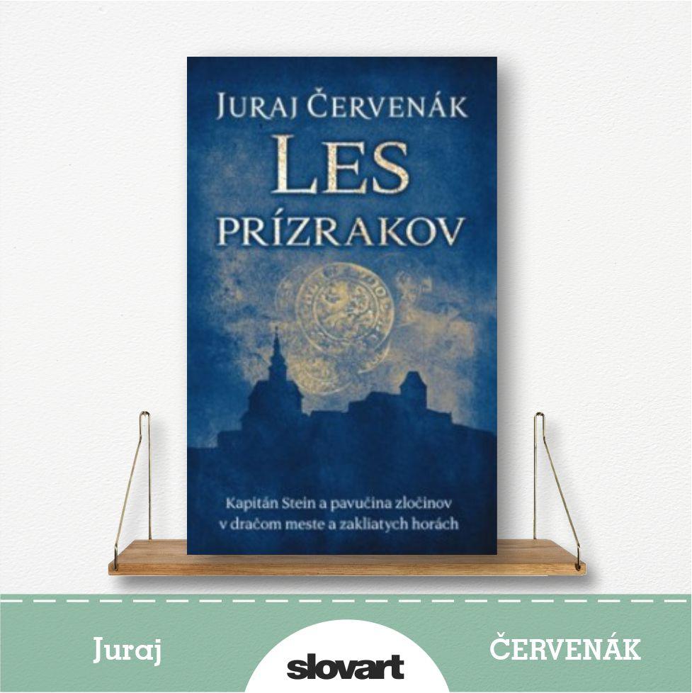kniha Les prízrakov